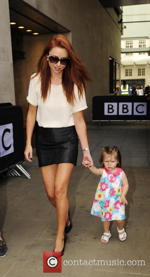 The Saturdays, Una Healy and Aoife Belle Foden 4