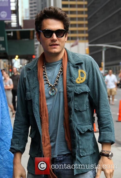 john mayer celebrities outside the ed sullivan 3823858