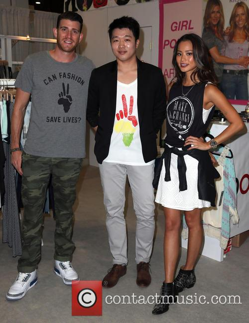 Bryan Greenberg, Jason Kim and Jamie Chung 2