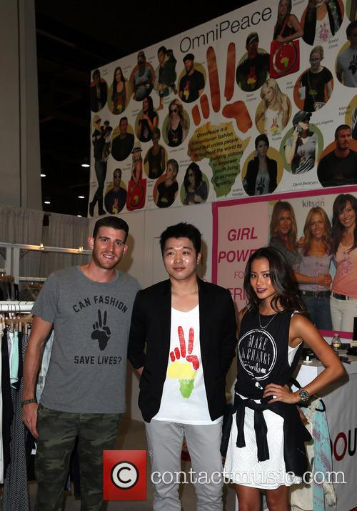 Bryan Greenberg, Jason Kim and Jamie Chung 3