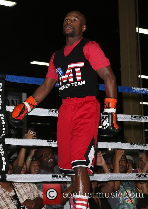 Floyd Mayweather 19