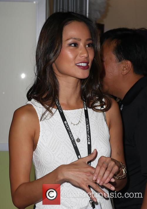 jamie chung celebrity appearances at magic market 3823990