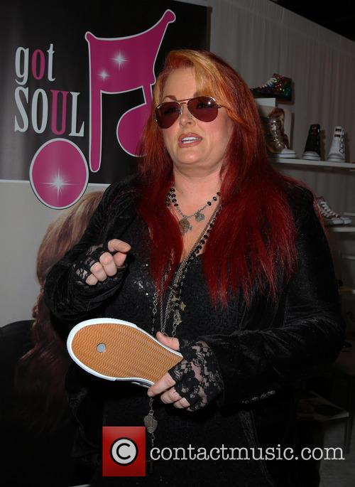 wynonna judd celebrity appearances at magic market 3823816