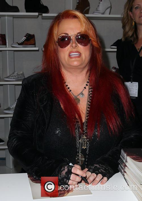wynonna judd celebrity appearances at magic market 3823835