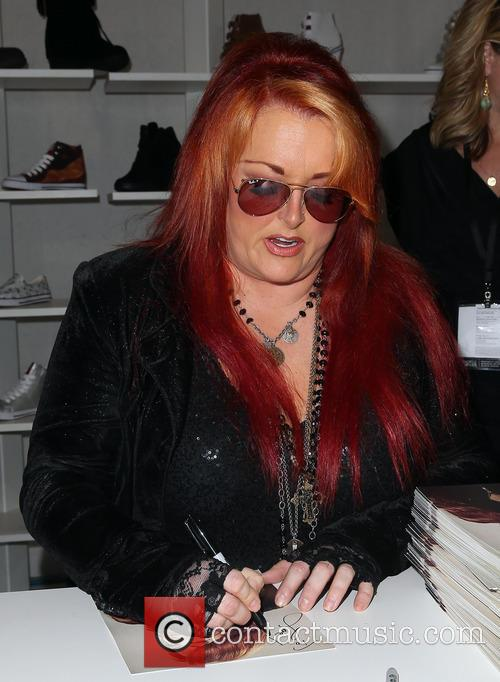 wynonna judd celebrity appearances at magic market 3823837