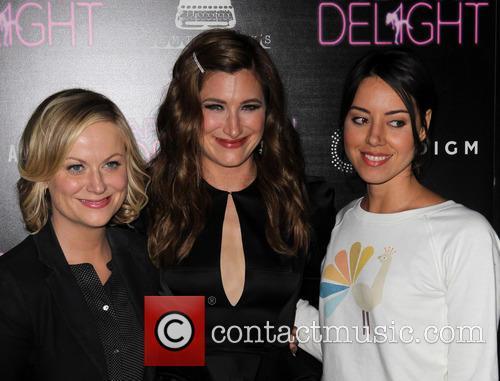 Amy Poehler, Kathryn Hahn and Aubrey Plaza 4