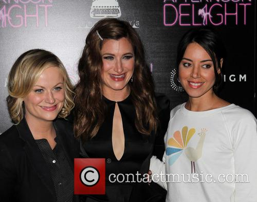 Aubrey Plaza, Kathryn Hahn and Amy Poehler 5
