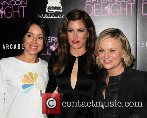 Aubrey Plaza, Kathryn Hahn and Amy Poehler 7