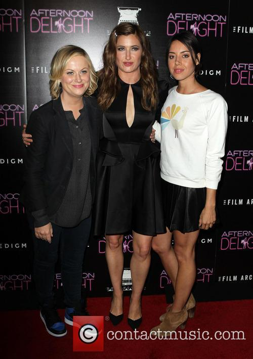 Aubrey Plaza, Kathryn Hahn and Amy Poehler 1