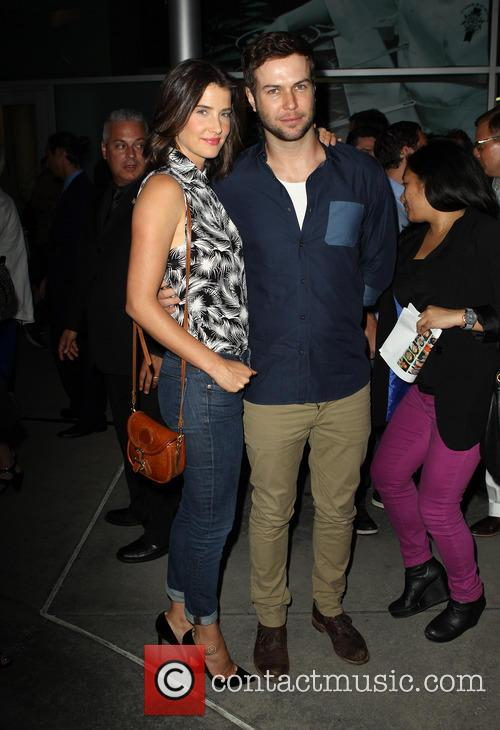 Cobie Smulders and Taran Killam 1