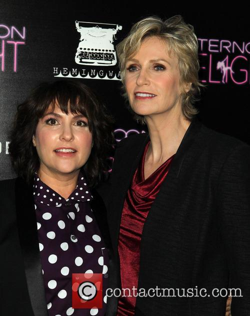 Jill Soloway and Jane Lynch 3
