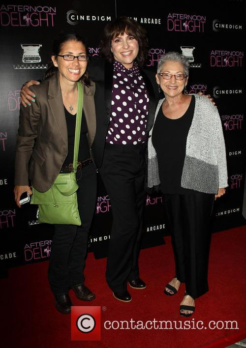 Jill Soloway, With Mother and Sister 4