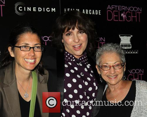 Jill Soloway, With Mother and Sister 6