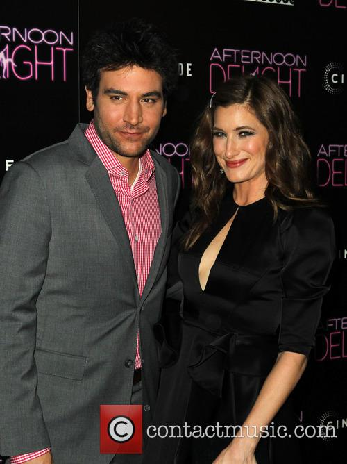 Josh Radnor and Kathryn Hahn 3
