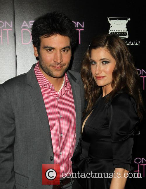 Josh Radnor and Kathryn Hahn 1