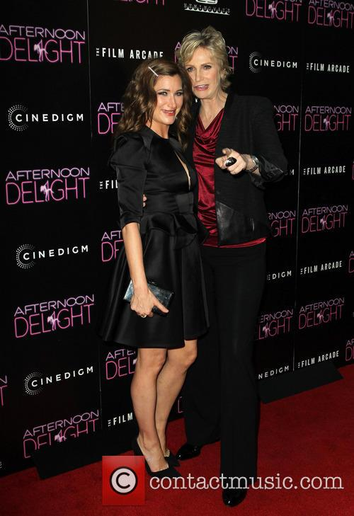 Kathryn Hahn and Jane Lynch 5