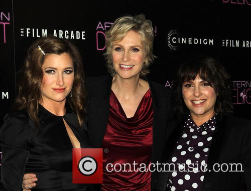 Kathryn Hahn, Jane Lynch and Jill Soloway 1