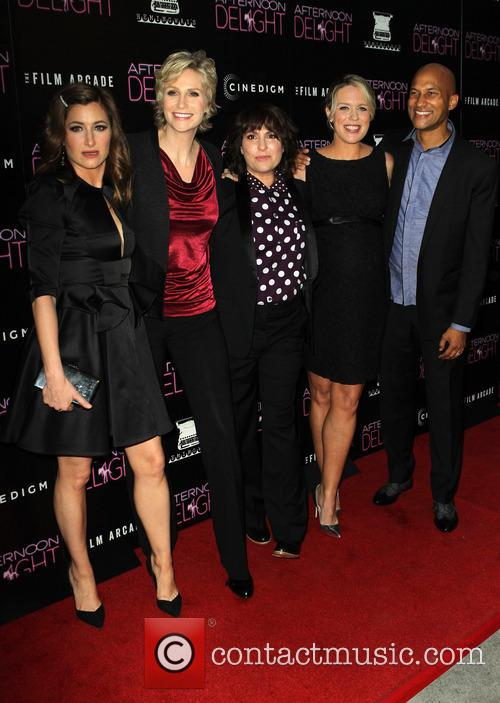 Kathryn Hahn, Jane Lynch, Jill Soloway, Jessica St. Clair, Keegan Michael Key, ArcLight Cinemas