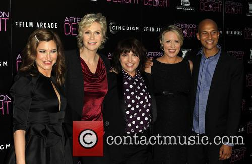 Kathryn Hahn, Jane Lynch, Jill Soloway, Jessica St. Clair and Keegan Michael Key 4