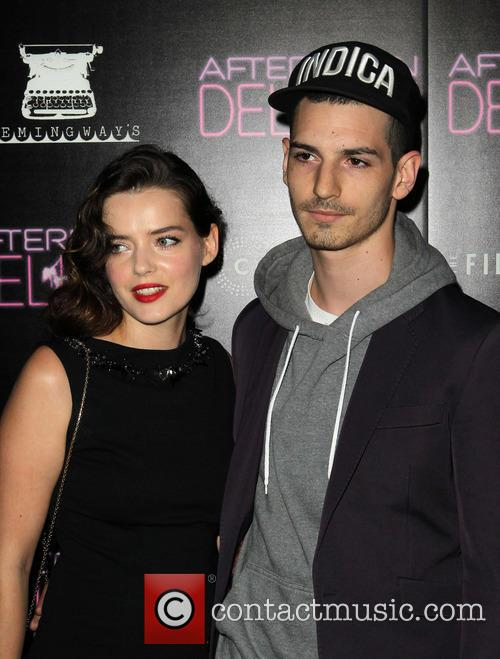 Roxane Mesquida and Guest 3