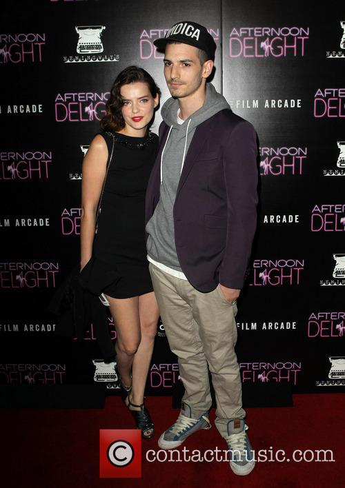 Roxane Mesquida and Guest 6