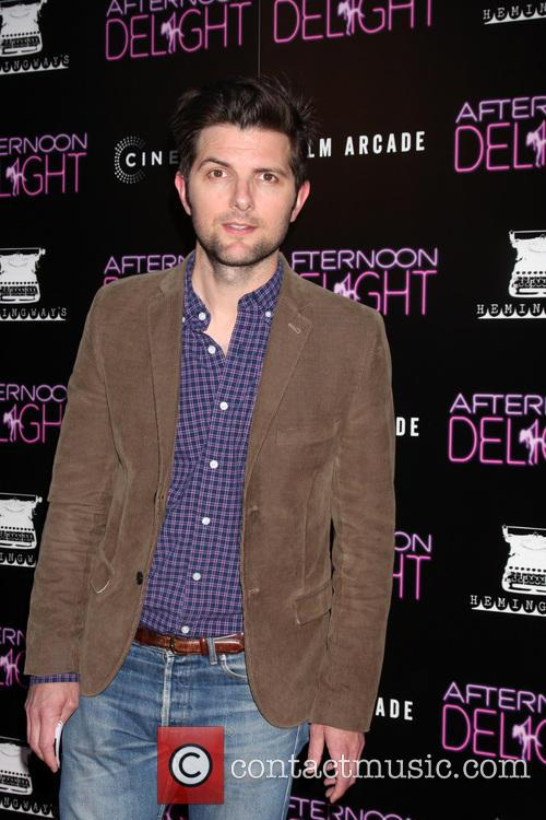 Adam Scott, ArcLight Hollywood
