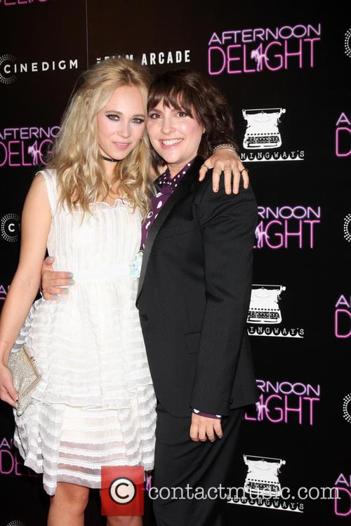 Juno Temple and Jill Soloway 5