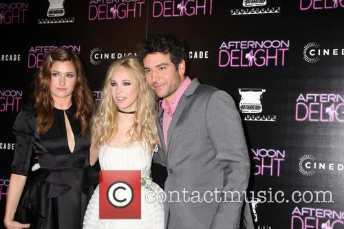 Kathryn Hahn, Juno Temple and Josh Radnor 1