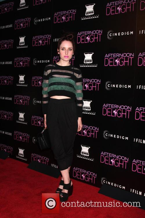 Zoe Lister Jones, ArcLight Hollywood