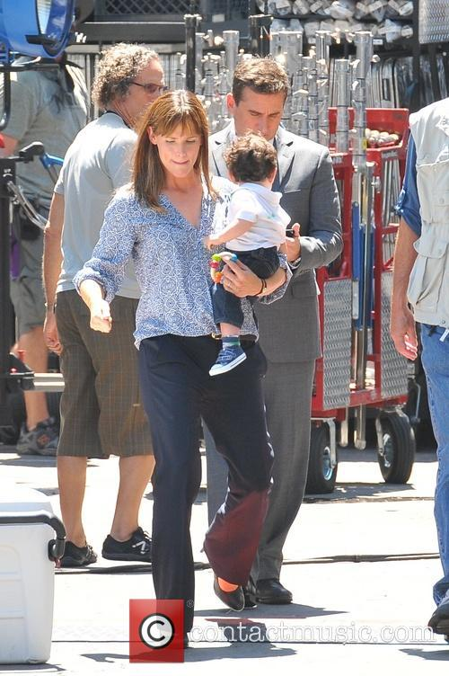 Jennifer Garner and Steve Carell 2
