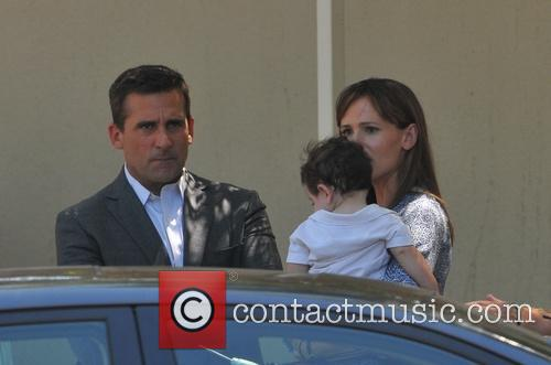 Jennifer Garner and Steve Carell 7