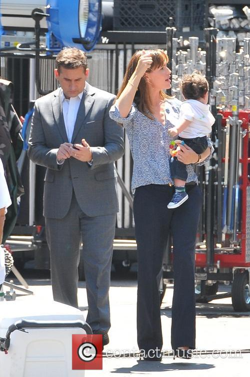 Jennifer Garner and Steve Carell 11