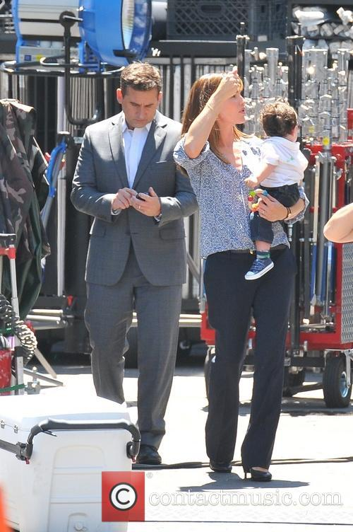 Jennifer Garner and Steve Carell 6
