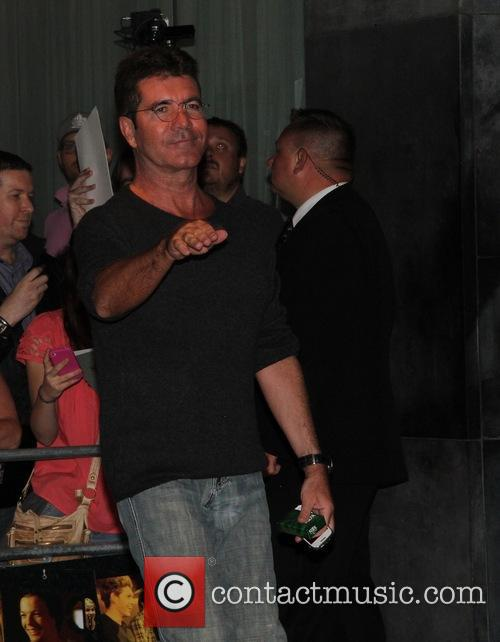 simon cowell one direction after party 3825795