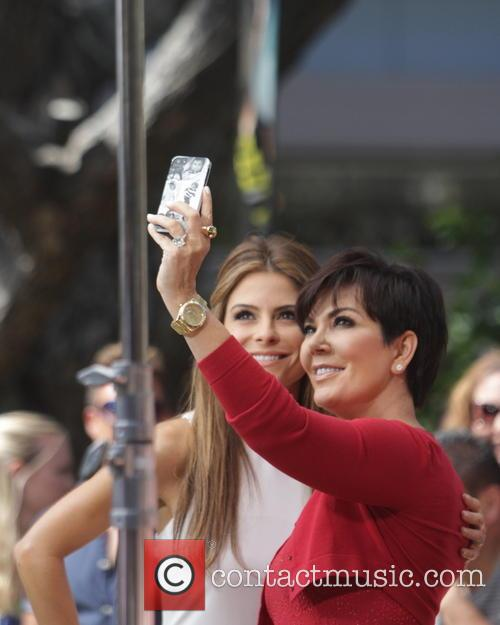 Kris Jenner and Maria Menounous 8
