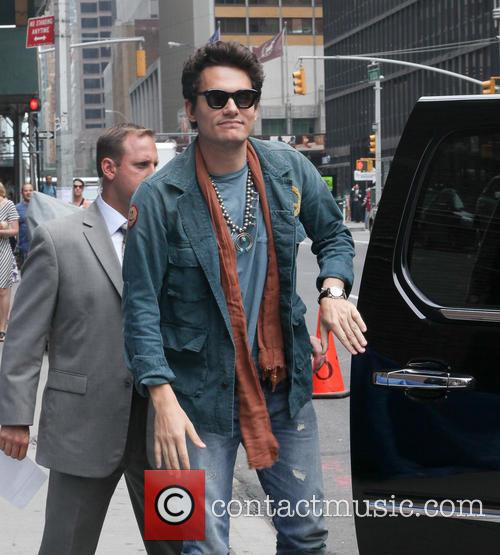 John Mayer, Ed Sullivan Theater