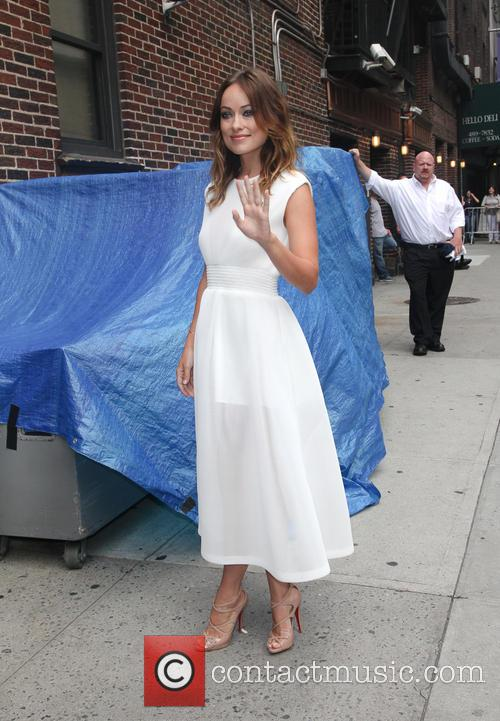olivia wilde arrivals and departures at the 3823785