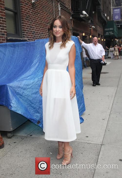 olivia wilde arrivals and departures at the 3823800