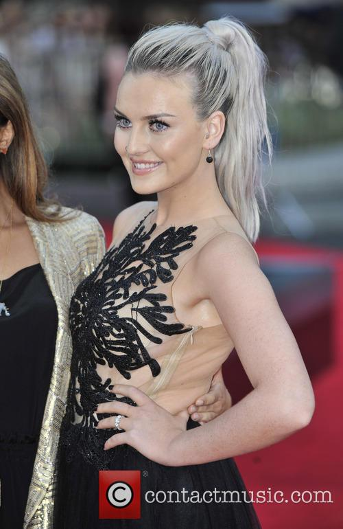 Perrie Edwards and Little Mix 8