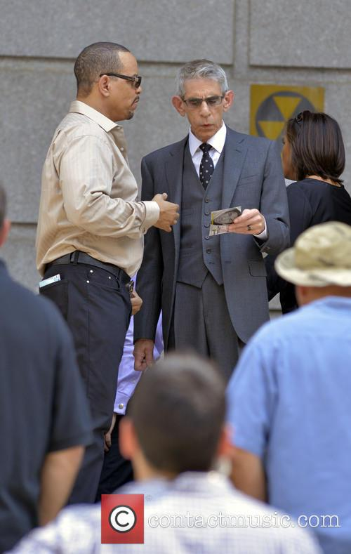 Ice T and Richard Belzer 2