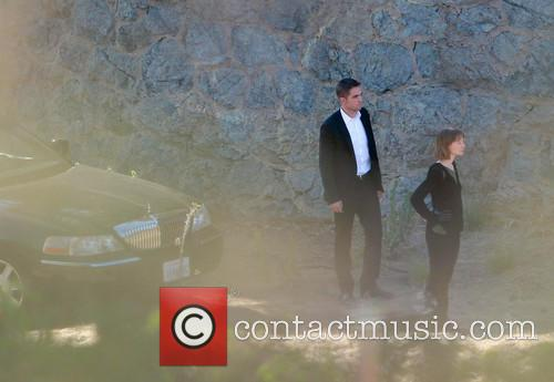 Robert Pattinson and Mia Wasikowska 5