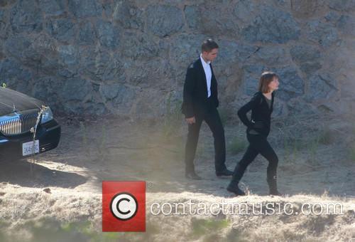 Robert Pattinson and Mia Wasikowska 8
