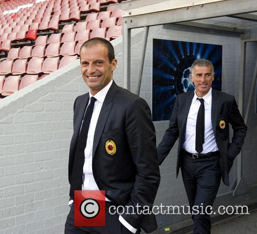 Massimiliano Allegrie and Mauro Tassotii 2