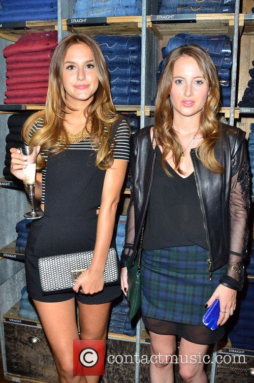 Lucy Watson and Rosie Fortescue 4