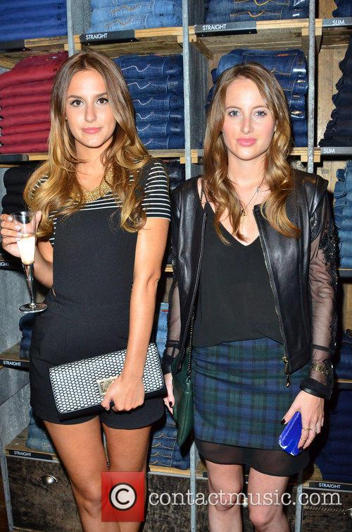 Lucy Watson and Rosie Fortescue 6