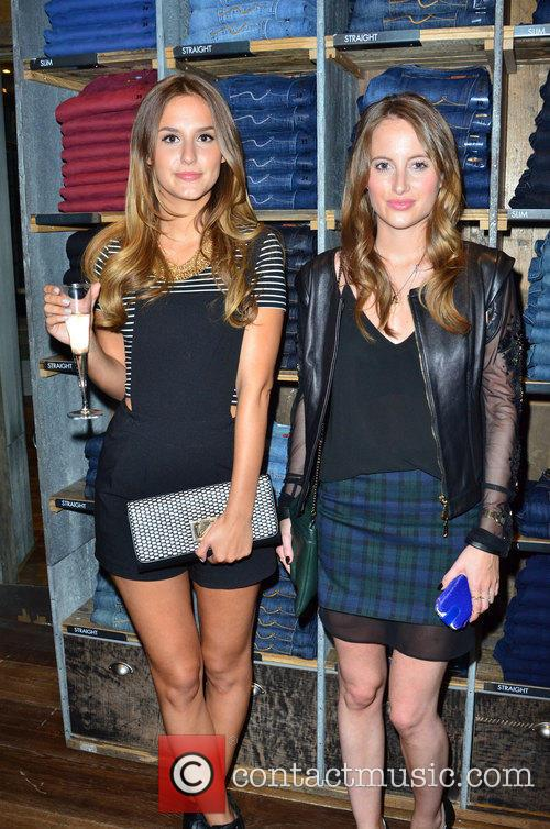 Lucy Watson and Rosie Fortescue 7