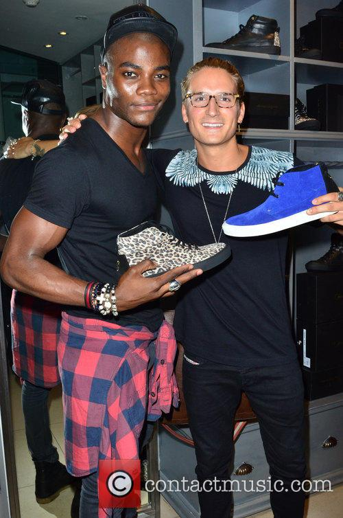 Oliver Proudlock and Guest 4