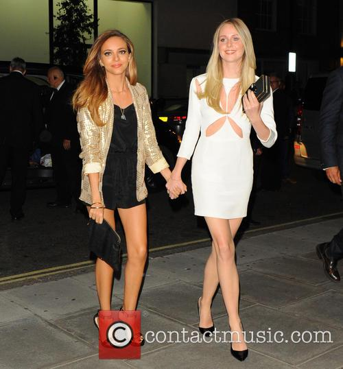 Jade Thirlwall and Diana Vickers 5