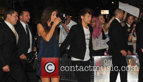 Louis Tomlinson and Guest 9