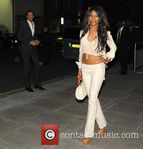 Sinitta and Guest 3